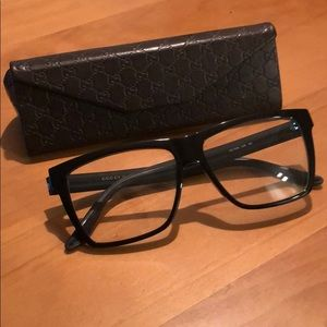 Gucci eye glasses frames